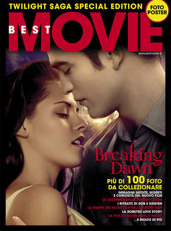 Breaking Dawn Special Edition