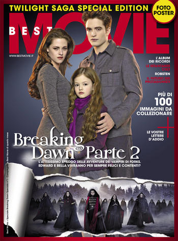 Breaking Dawn2 Special Edition