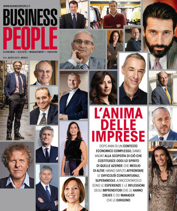Business People - Agosto 2015