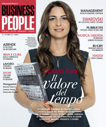 Business People - Settembre 2015