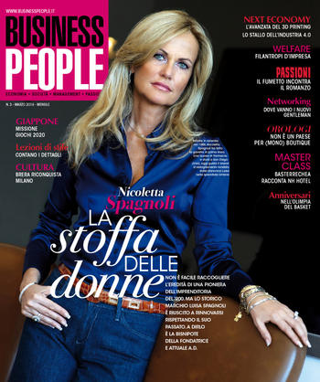 Business People - Marzo 2016