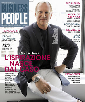 Business People - Maggio 2016