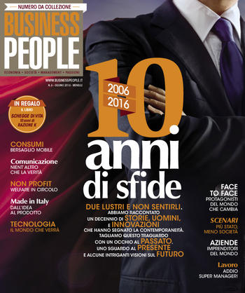 Business People - Giugno 2016