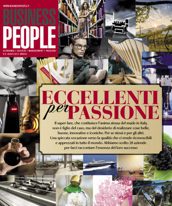 Business People - Agosto 2016