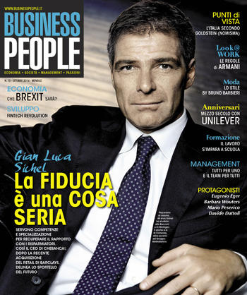 Business People - Ottobre 2016