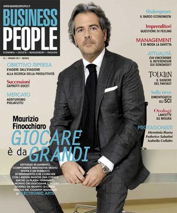 Business People - Gennaio 2017