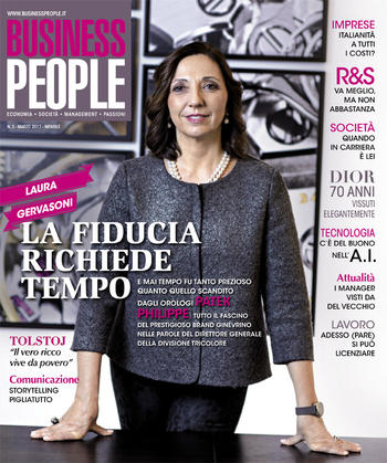Business People - Marzo 2017