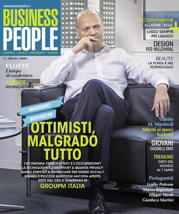 Business People - Aprile 2017