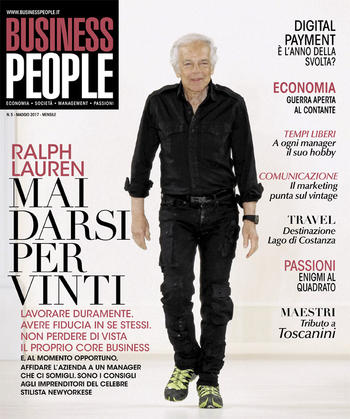 Business People - Maggio 2017