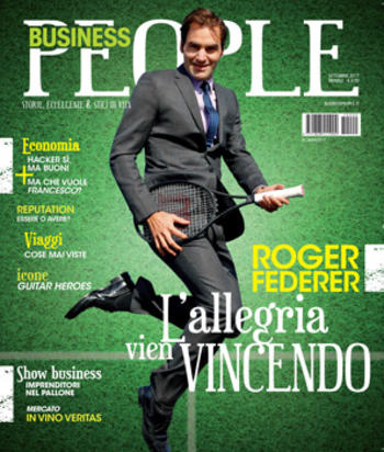 Business People - Settembre 2017