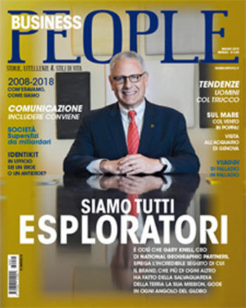 Business People - Maggio 2018