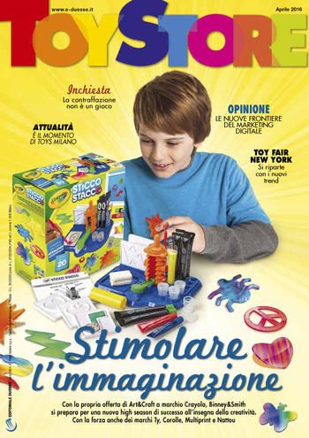 Toy Store - Aprile 2016
